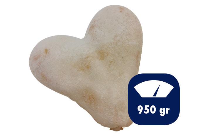 cuore salame valligiano 950gr