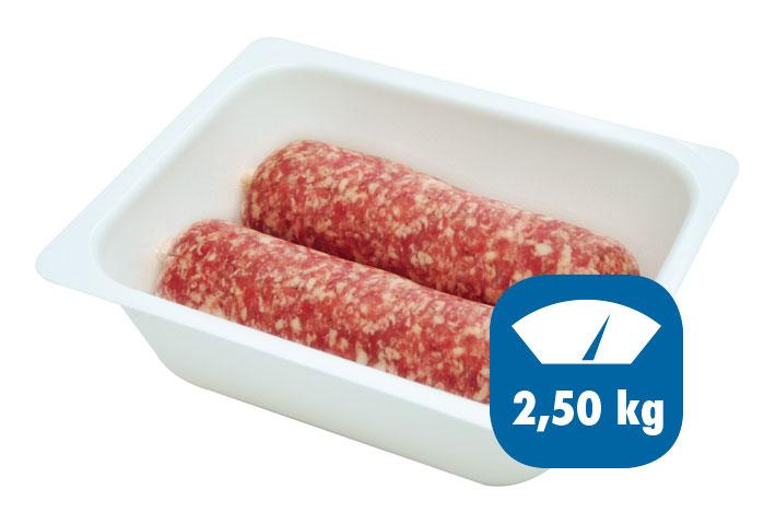 salame sale e pepe 2,5 kg