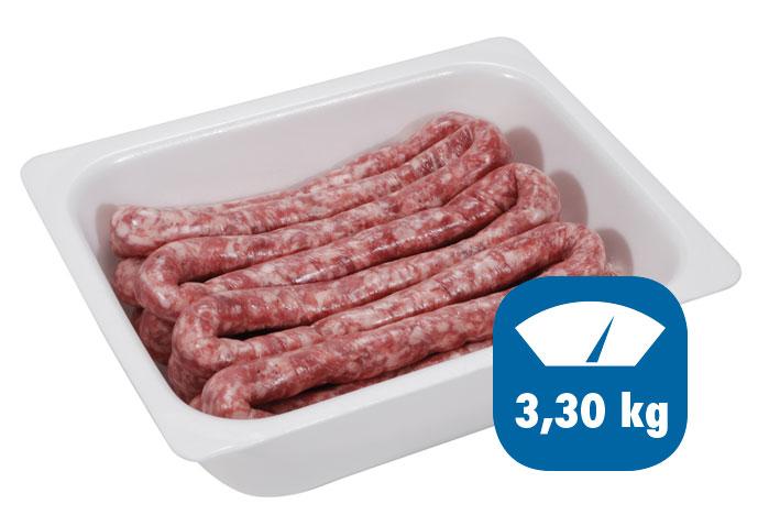 salamella fresca 3,3kg